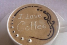 Coffee  / ...a good, fresh cuppa — cream only, thank you! / by Rachel Gray
