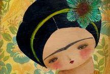 #VariationS / avant-garde, magazines. frida, marylin, fairy tales & other classics. / by Marta Zoe Poretti