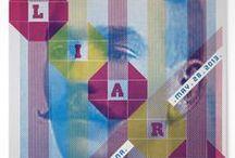 Sounds Illustrated / poster & cover art / by Marta Zoe Poretti