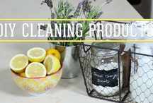 Deep Cleaning / by Whitney Anderson