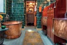 Beautiful Bathrooms / by Katie Sidorowicz