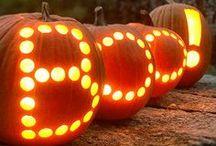 Halloween/Fall / by Alana Dixon