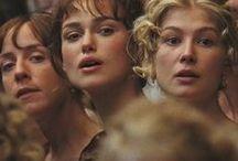 Jane Austen's fashion show / by Jane Donnelly