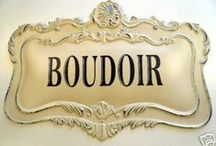 Boudoir Beauty & Balance / by Donna McElveen