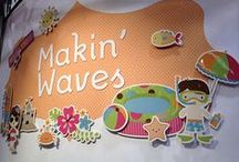 Makin' Waves Collection / by Imaginisce