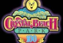 Crystal Beach / Only the best place that ever was Crystal Beach Amusement Park / by Elizabeth Munday