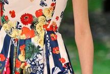 Erdem / A New Breed of Designers are making their way to the Big Top Erdem is one that takes my breath away. He caught me 2 years ago with his collection of watercolor dresses meshing the colors, so vivid and allure to me, and the floral bright pastels for this Spring of 2012 / by Jane Donnelly