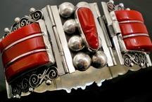 Silver Jewelry / by Candy Waldman Crawford