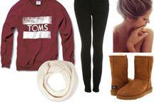 Fall/Winter Fashion  / by Brenda Avelar