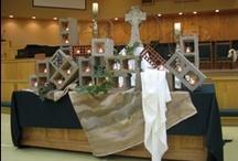 Communion Tables & Liturgical Art / by Lynn Turnage