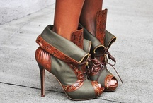 Boots & Booties / by Christina Salvador