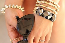 bracelets, cuffs, & bangles / by Christina Salvador