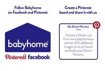 My Dream Nursery / #Babyhome / by Babyhome