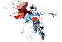 I do believe... in heroes / by Annette Zakharkina