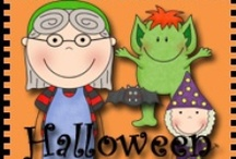 Halloween and monster Activities for Kids / Halloween and Monster craft and printable activities for kids. / by Cassie Osborne (3Dinosaurs.com)