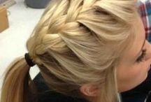 hairdo's / by Shelby Ramsey