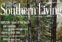 Southern Living Covers / See how the magazine has evolved since our first issue in 1966 and leave us a comment on your favorite covers! / by Southern Living