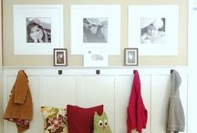 The Entry/Foyer / by Dana | We Are Watson