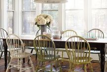 The Dining Room / by Dana | We Are Watson