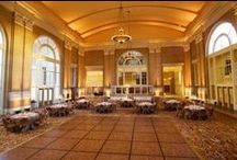 Union Station / Union Station is a unique venue offering a variety of spaces ideal for every occasion including distinguished dinners, stylish weddings, sophisticated receptions and upscale meetings and events.  / by Wolfgang Puck