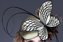 Hats ~ Fascinators / by Austin Gray