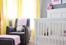 Baby Girl's Nursery / Ideas for Baby Hannah's nursery! / by Tabatha Harmonson