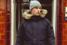 AW14 MENSWEAR CAMPAIGN / All the freshest apparel to hit this AW14 / by Footasylum