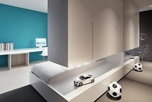   KIDS ROOM   / by Fresia Herhuay     Interior Designer