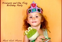 Kid Birthday Party Ideas / Themes, crafts, cakes and games! / by Jody Tilbury
