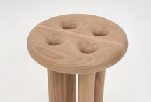 Furniture · Bench & Stool / by Fresia Herhuay  |  Interior Designer
