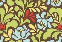 Fabric For Home Design / by Tina Anderson