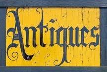 antiques  / by Donna Alsobrook