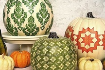 Pumpkinology / pumpkins and the wacky things we do to them / by Tina Anderson