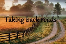 Take the road less traveled / by Connie Heath