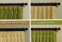 Window Treatments / by Tina Anderson