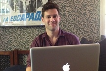 Justin Bartha's Google Hangout / by The New Normal