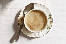 demitasse / cafe life of tea & coffee / by Phi | Princess Tofu