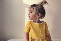 Kids - Fashion & Style / by Khali Whatley