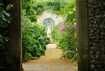 Garden - Gateways / by Debbie Teashon