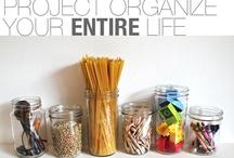 Organize It / by Ashley Mason