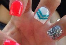 Nails! / by Emily Nixdorf