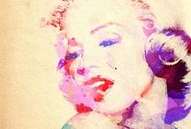 M a r i l y n / by bluetiful living (Paula Bell)