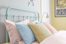 Spring Interiors 2014 / Monochrome, pastel and more. We've got all the exciting interior trends as well as our new spring collections to look out for in spring 2014 / by Feather & Black