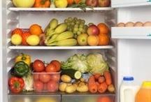 Food-Fruits and Veggies / by Ashley Mason