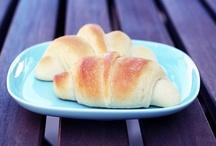 Food-Bread / by Ashley Mason