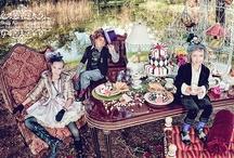 Mad Hatter Tea Party&Wonderland / by Martin Aka