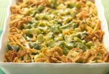 Casseroles - Vegetable  / by Juanita Solley