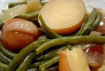 Crockpot - Vegetable & Side Dishes / by Juanita Solley