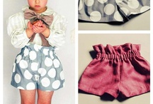 Cute clothes for Skylar & Embree / by Rachael LeBlanc
