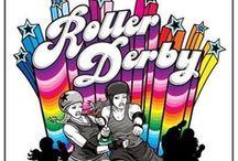 Nada keeps blocking - Roller Derby / by Nada von R